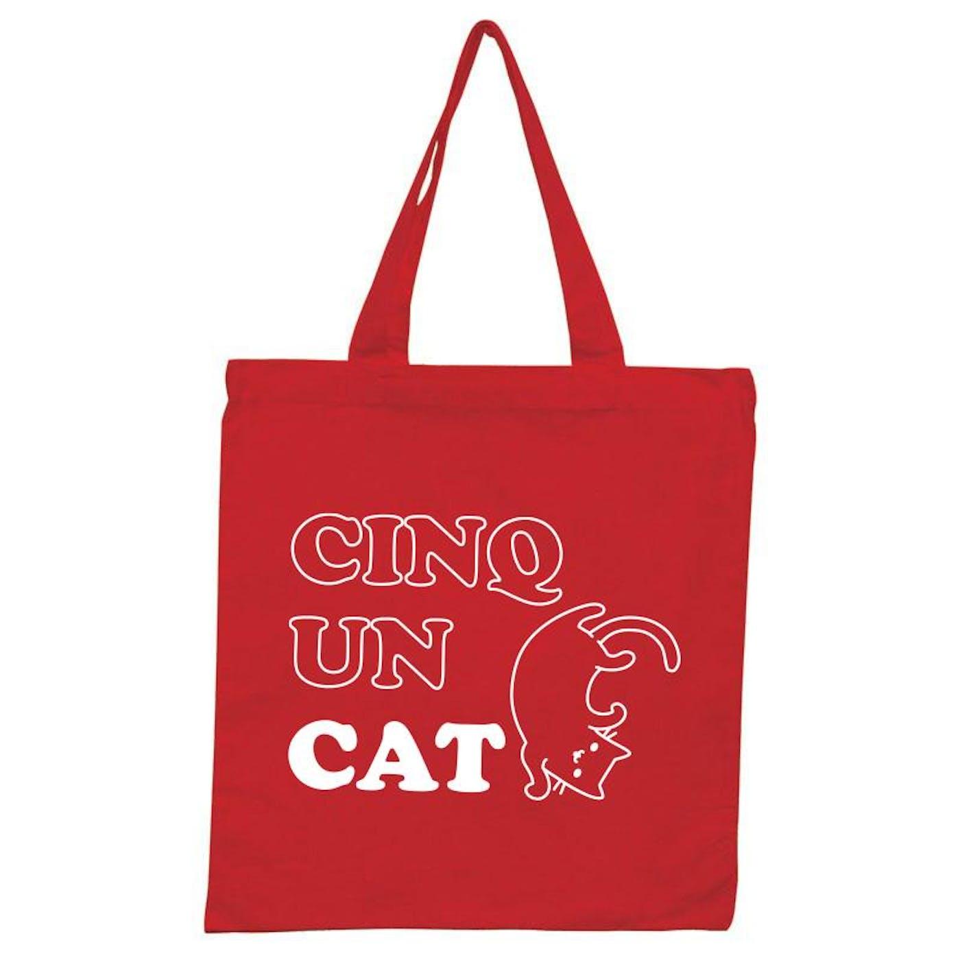 CINQ-UN-CAT Tote