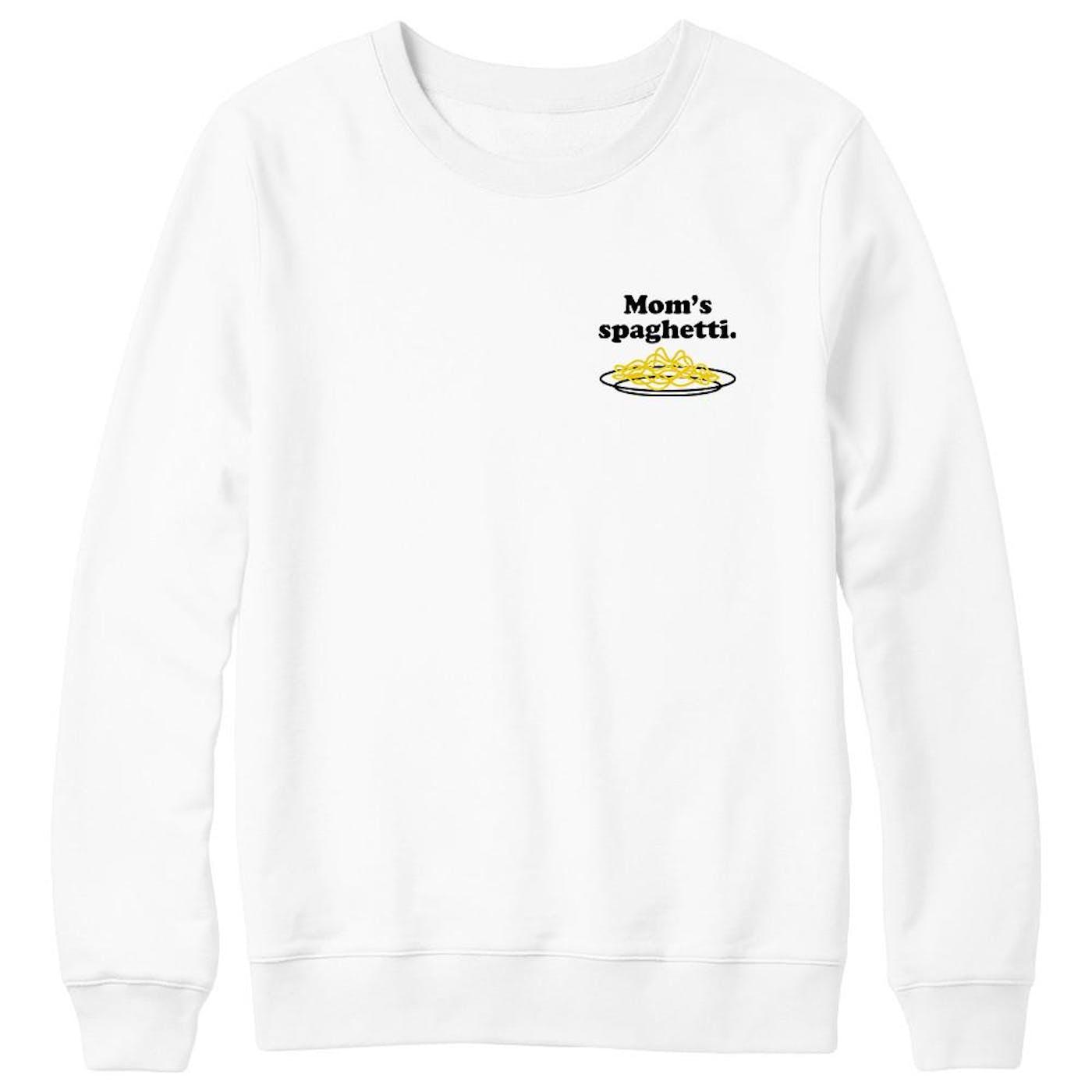 Mom's Spaghetti Sweater