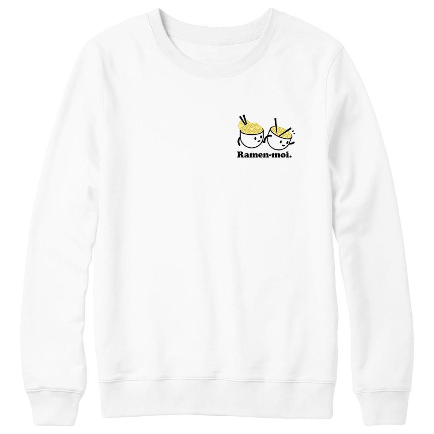 Ramen-Moi Sweater