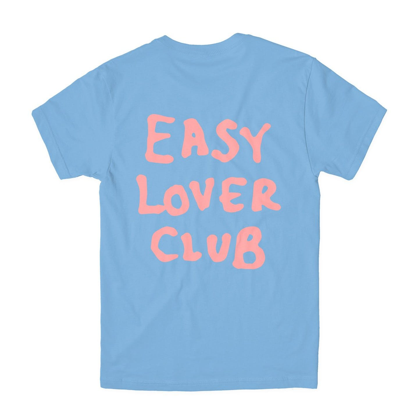 Official ELC Pink on Blue Tee