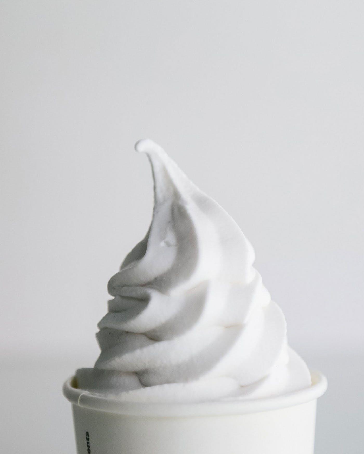 Crème molle coco-vanille