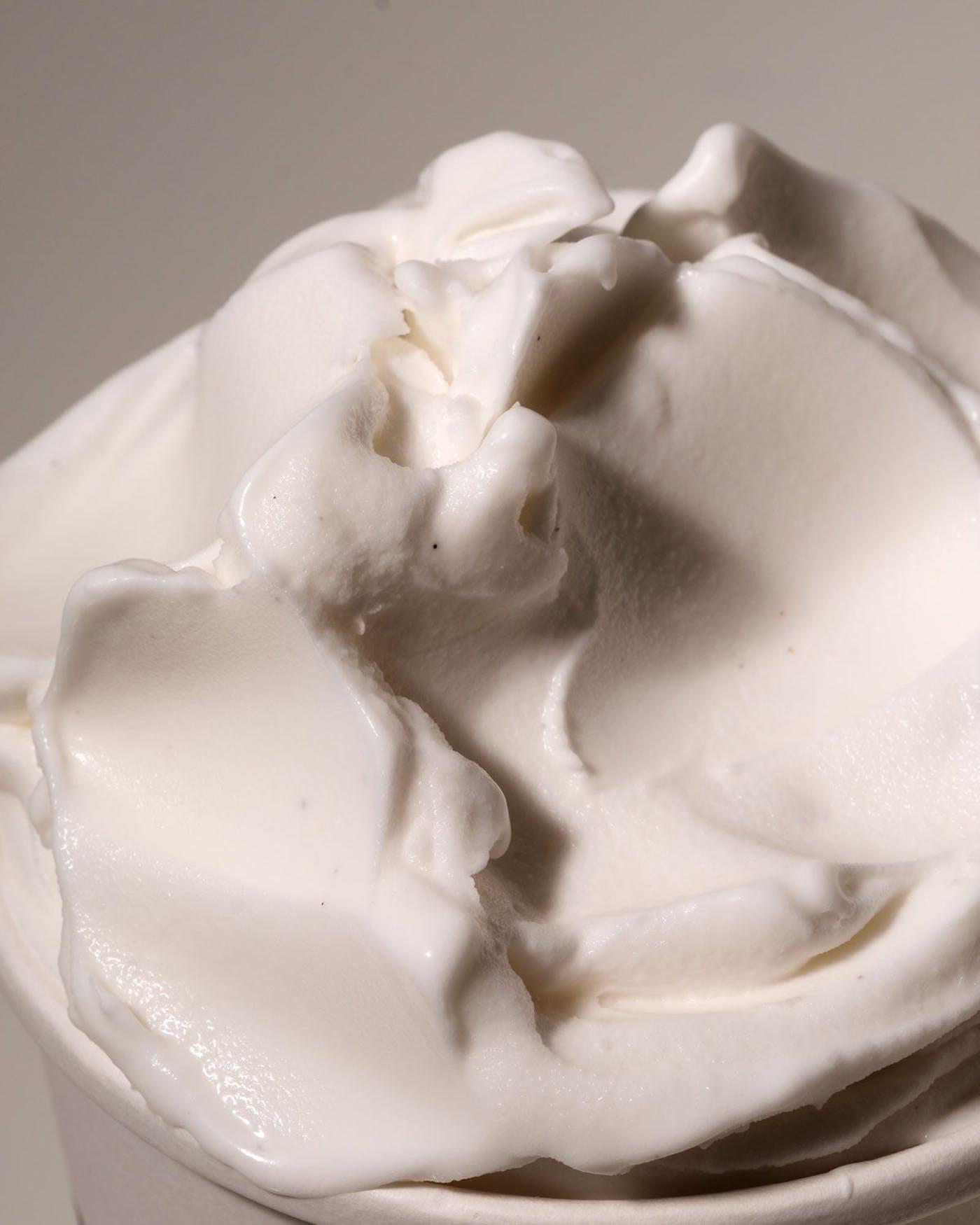 Crème glacée coco-vanille (500 ml)