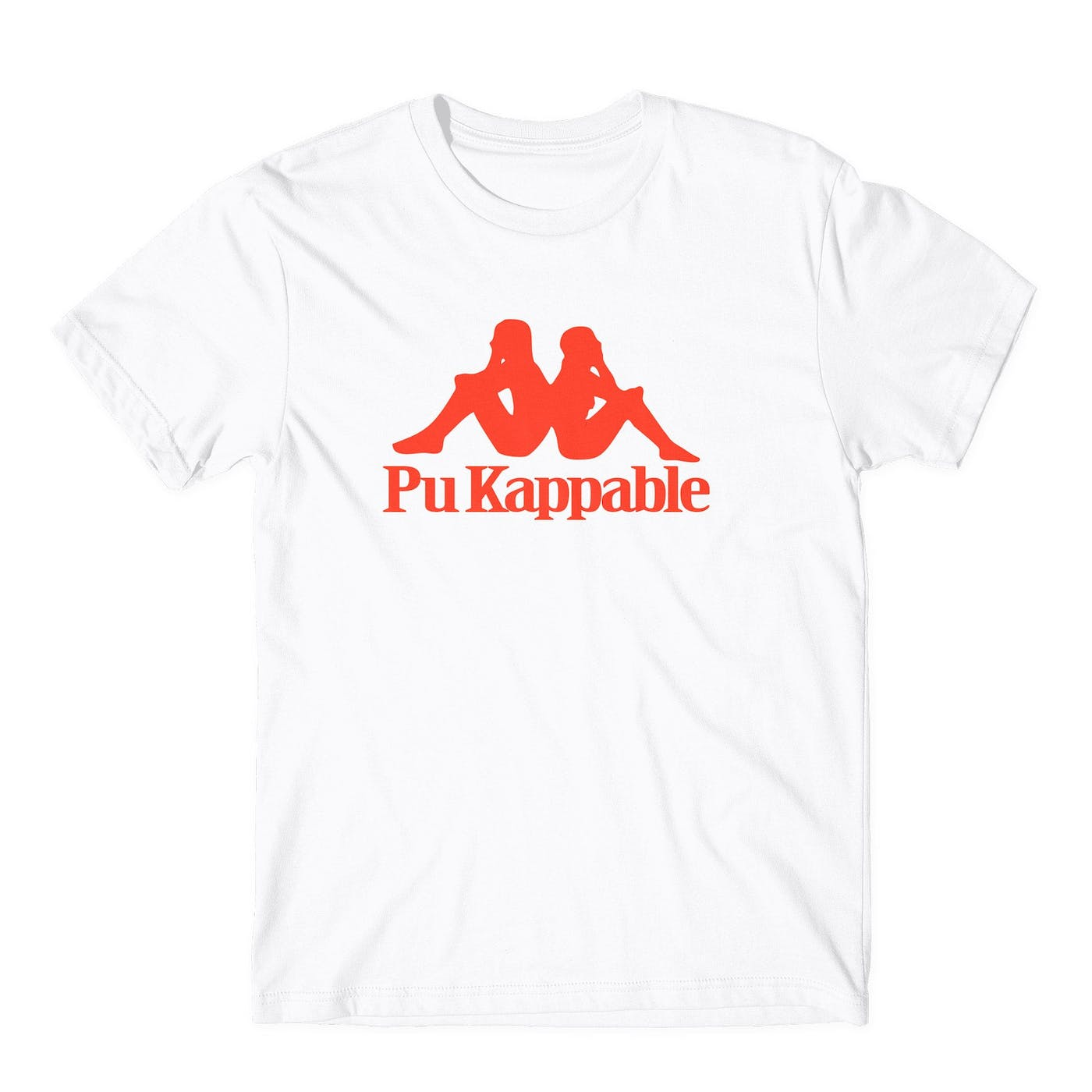 90s Pu Kappable White Tee