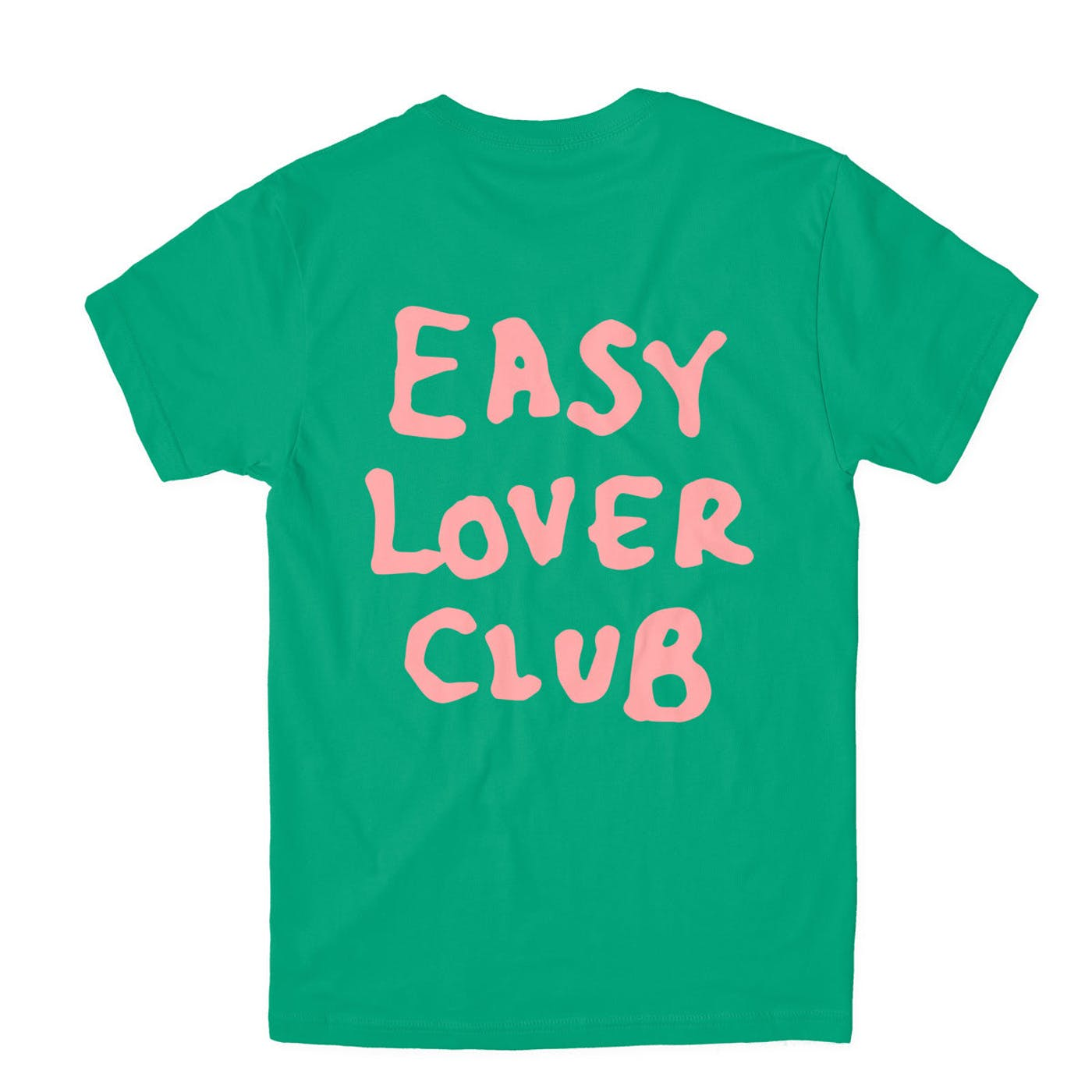 Official ELC Pink on Green Tee